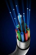 بررسی اجزای سیستم انتقال در فیبر نوری